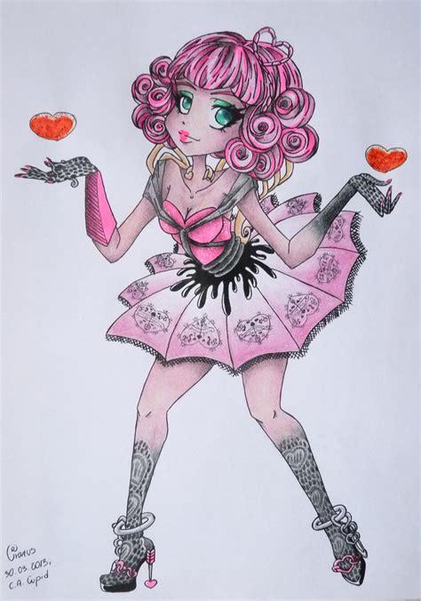 a cupid by grazus on deviantart