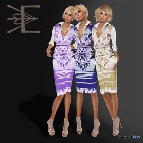 promo fania set dress teleport hub second freebies painted desert