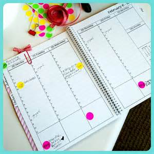 color coding planner blooming on bainbridge color coding my new day planner