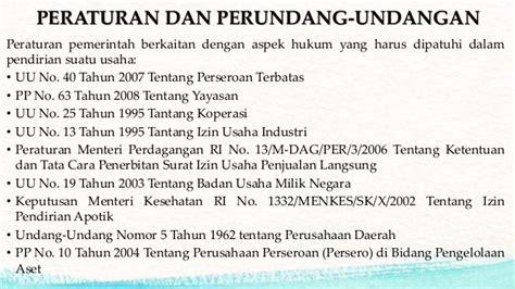 Uu Ri Nomor 40 Tahun 2007 Tentang Perseroan Terbatas pertemuan 10