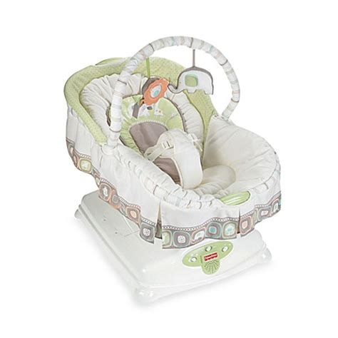 baby swing glider fisher price fisher price 174 soothing motions glider buybuy baby