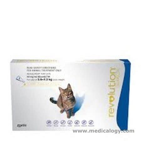 Sho Kutu Untuk Kucing jual revolution cat kucing obat kutu untuk kucing murah