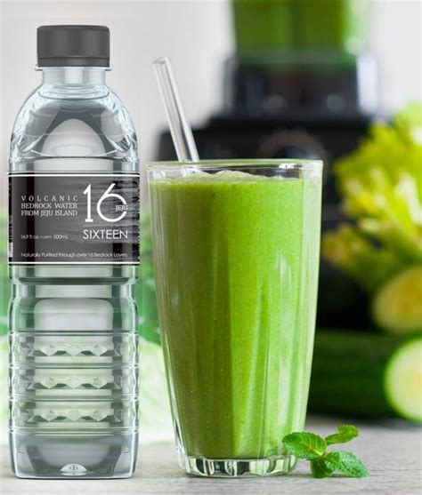 Green Juice Detox Reviews by Green Detox Juice Recipe Jeju Water Fortuitous Foodies