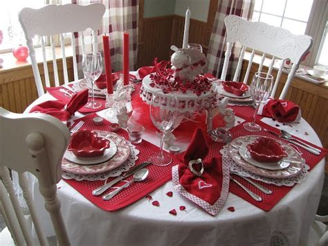 41 Best images about Valentine's Day Tables on Pinterest