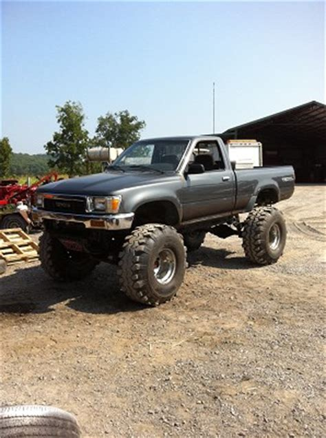 Lift Kit For 1990 Toyota 1990 Toyota 4 500 Possible Trade 100424383