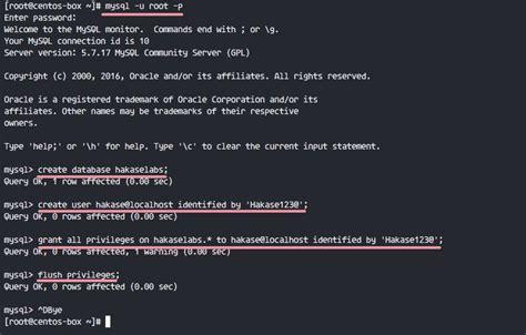 how to install mysql ubuntu how to install mysql 5 7 on linux centos and ubuntu