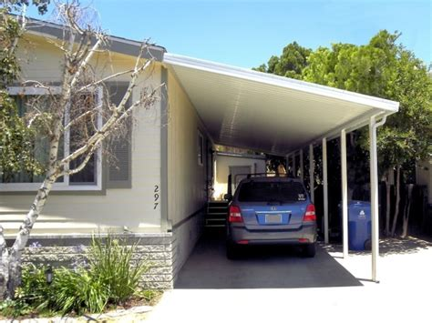 carport awning aluminum carport awnings pessimizma garage