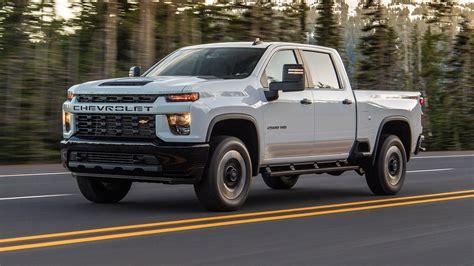 2020 chevrolet truck images 2020 chevrolet silverado 2500hd 3500hd drive heavy