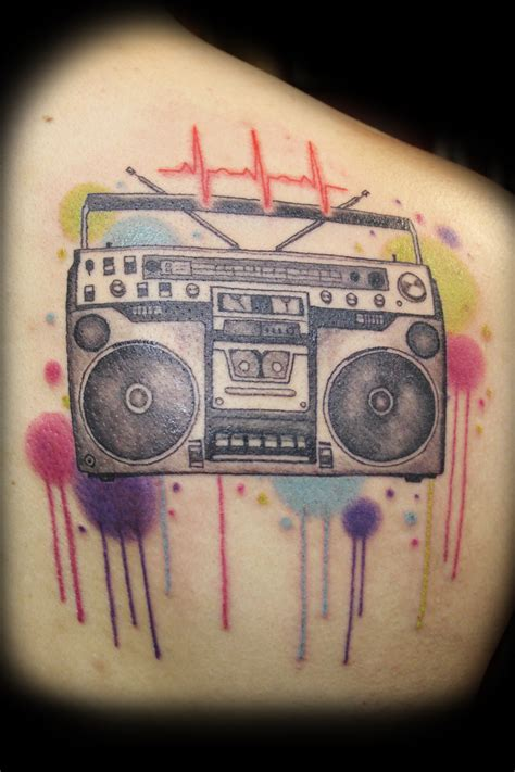 boombox tattoo designs vl lendel gmail