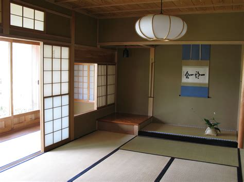 japanese style interior design and house construction