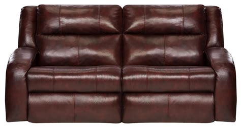 southern motion sofas southern motion maverick reclining sofa with contemporary
