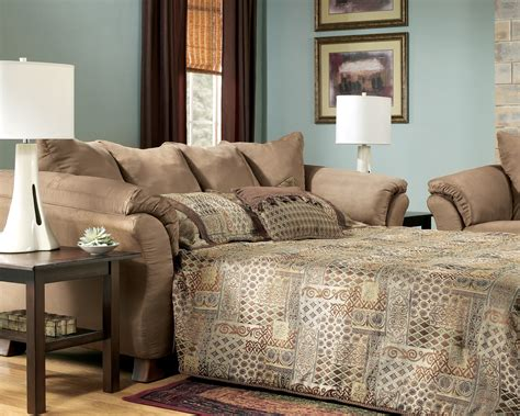 ashley queen sleeper sofa ashley furniture sofa bed lanett barley queen sofa