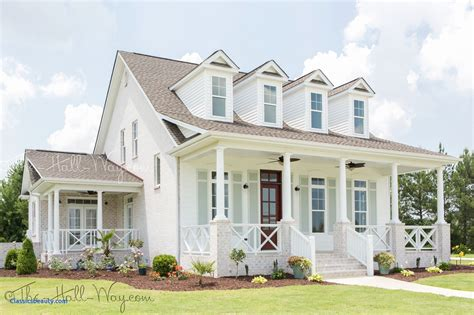 southern farmhouse house plans