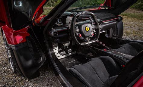 Laferrari Interior by Car And Driver