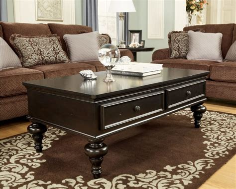 Black Wooden Furniture Living Room Best Table Sets For Living Room Style Featuring Brown Patterned Carpet And Smooth Hardwood