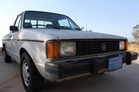 purchase   vw pickup diesel  speed daily driver  reserve  los angeles california