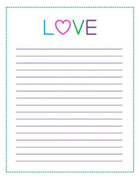 printable lined valentines paper 141 best images about i love hearts on pinterest