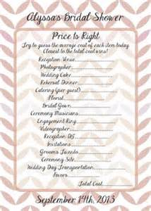 1000 images about bridal shower games on pinterest