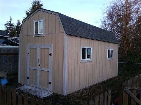 affordable storage sheds barn style sheds