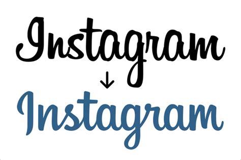 Printable Instagram Font   instagram refreshes logo becoming instagram instead of
