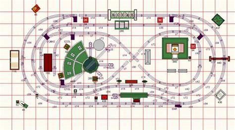 o gauge layout design software layout sizes o gauge railroading on line forum