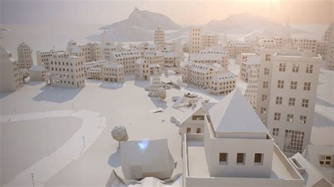 How To Make A 3d Paper City - paper city on vimeo