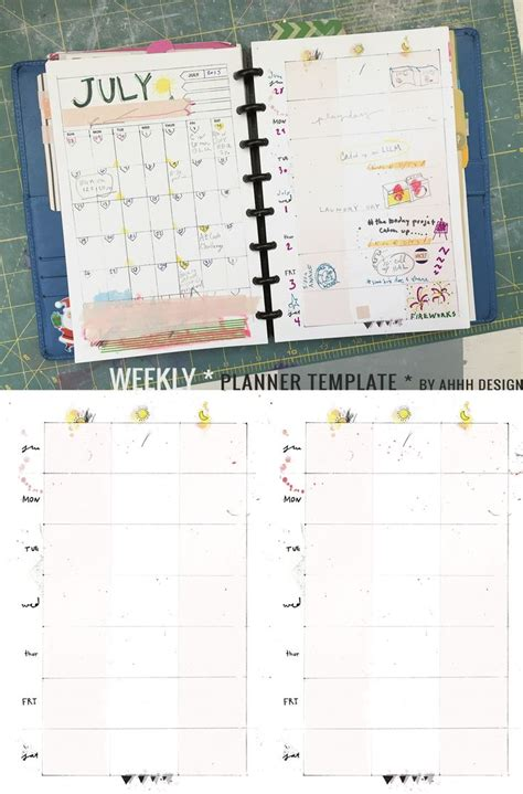 diy planner templates 147 best diy planners and binders images on