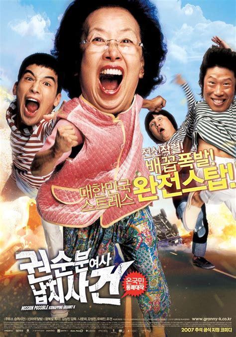 film drama korea comedy mission possible kidnapping granny korean comedy