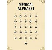 Funny Jokes N Pictures  Medical Alphabet