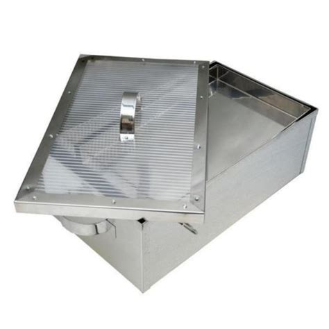 stainless steel wax solar wax melter stainless steel small
