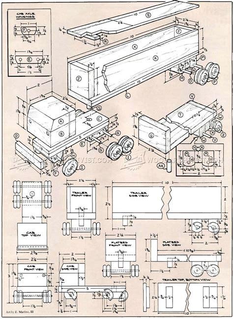 planuri de camioane din lemn jucarie planuri de
