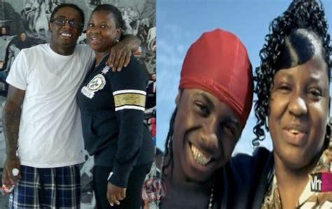 Lil Wayne's Family Members Lil Waynes Mom