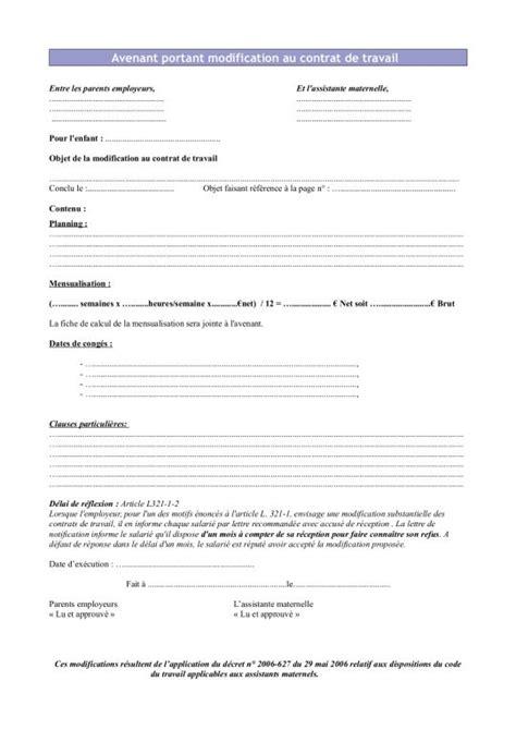 Modification Contrat De Travail Grossesse by Les 25 Meilleures Id 233 Es De La Cat 233 Gorie Contrat Assistante