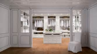 Closet and wardrobe designs pure white modern walk in closet design