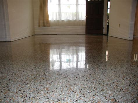 polished concrete honed but not grinded potentially a terrazzo restoration polishing greenwiseflooring com