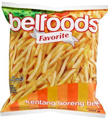 Belfoods Favorite Chicken Popcorn 500gr belfoods favorite kentang goreng 500g