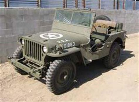 Jeep In World War 2 Truck Photos Large