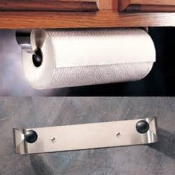 paper towel wall holder prodyne paper towel holder rack cabinet stainless