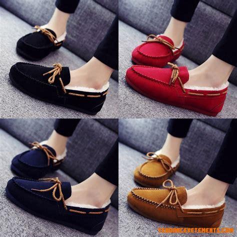 chaussures chaudes femme hiver