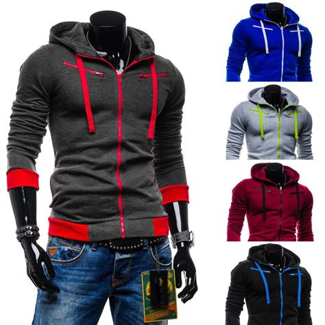 Hoodie Zip Jaket Sweater Marshmello Anak european style s jacket fall slim sweatshirts mens