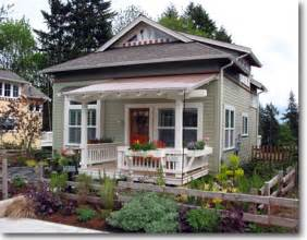 Small House Plans With Porches Expand Your Home S Footprint Out Of Doors Little House