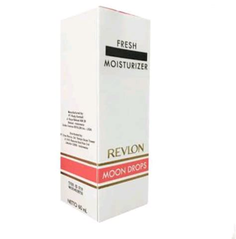 review quot revlon fresh moisturizer moon drops quot