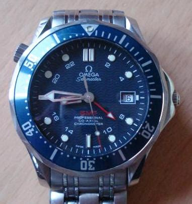 Omega Seamaster Professional Gmt special boat service sbs omega seamaster gmt limited
