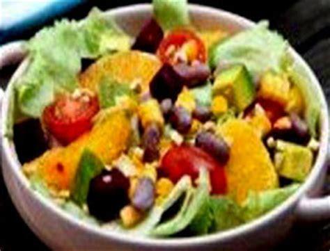 cara membuat salad buah dengan gambar cara membuat salad buah jeruk sunkist resep masakan