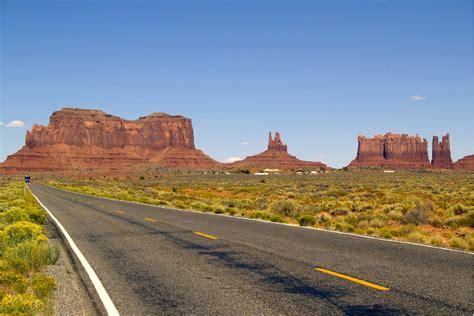 Free photo: Monument Valley, Arizona, Usa, Road   Free
