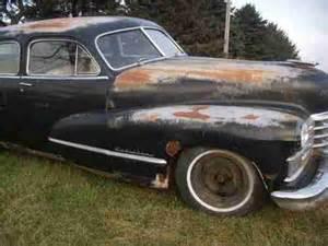 1947 Cadillac Fleetwood For Sale Sell Used 1947 Cadillac Fleetwood Sedan All Original