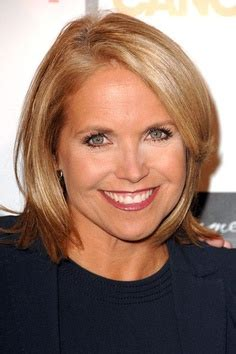is katie couric skin warm or cool considered katie couric plastic surgery do you believe it