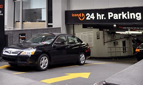 Icon Garage Coupons by Icon Parking Locations New York Icon Get Free Image