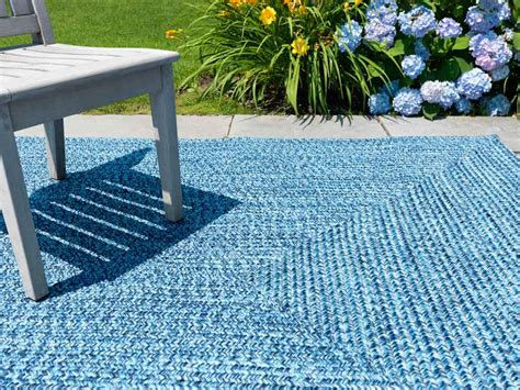 Blue Indoor Outdoor Rug Indoor And Outdoor Rugs Outdoor Rug