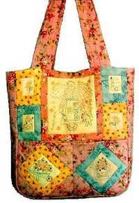 garden tote bag pattern happiness is a garden tote bag pattern by the birdhouse